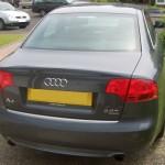 Audi A4 (Rear)
