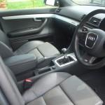 Audi A4 (Inside)