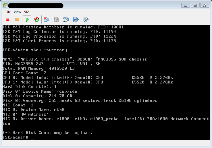 Hacking Cisco ISE UDI | Nick Bettison LINICKX com