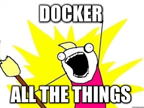 Docker your python scripts!   Nick Bettison LINICKX com